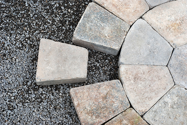 Interlocking / Stone Work
