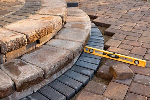 Interlocking / Stone Work